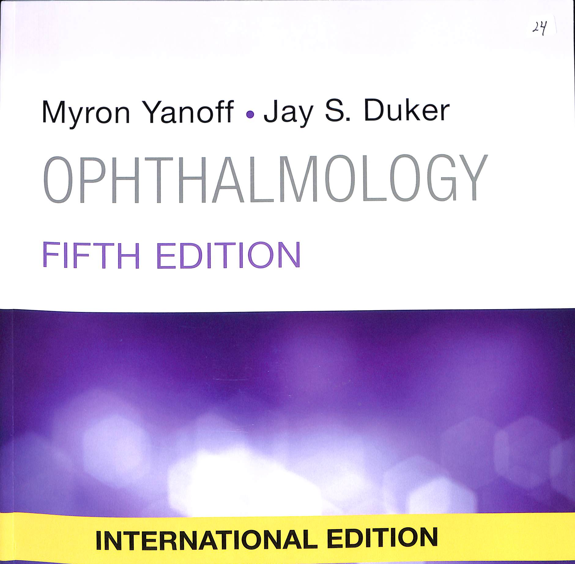 Ophthalmology fifth edition
