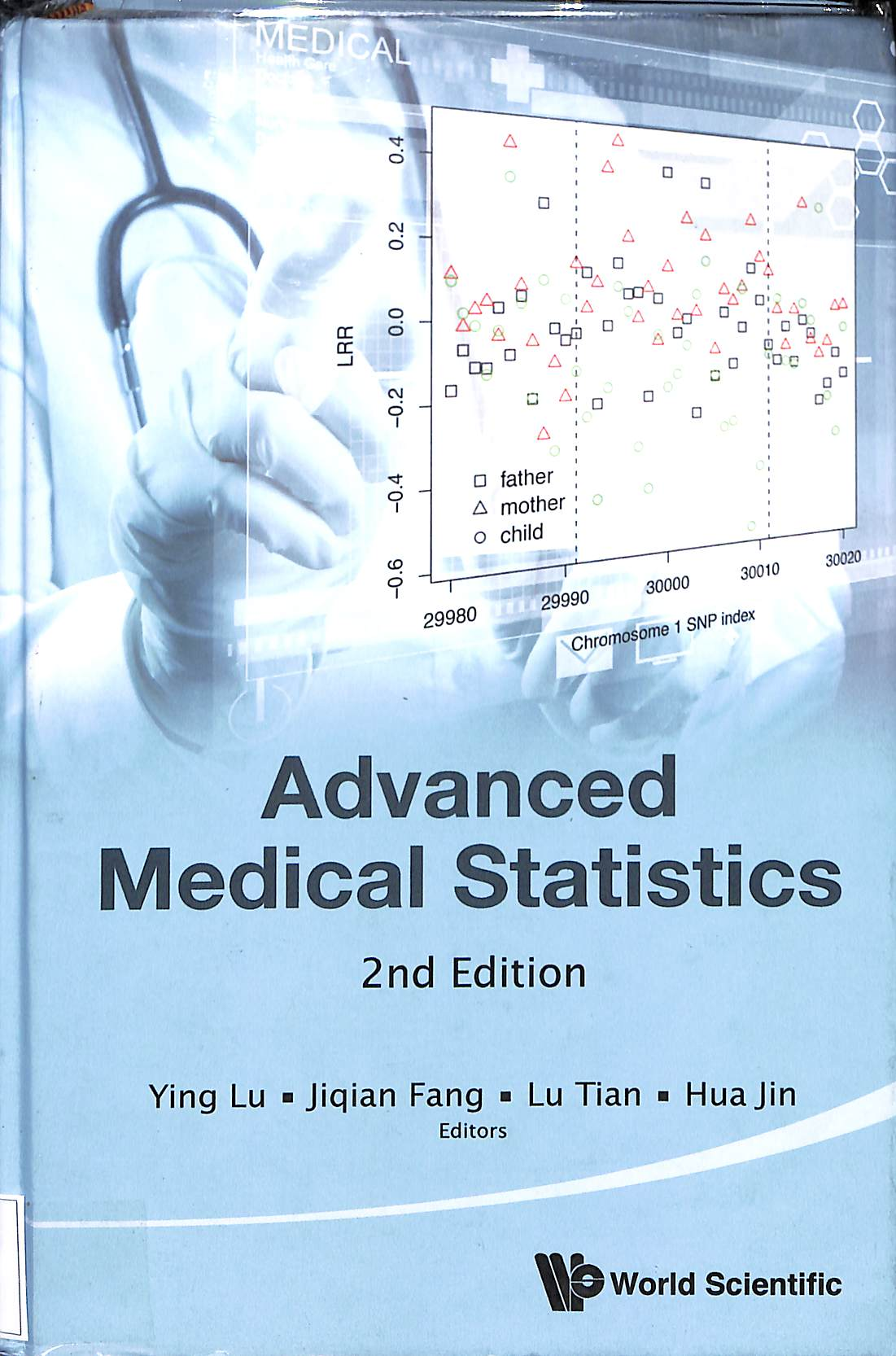 advanced medical statistics 2nd edition